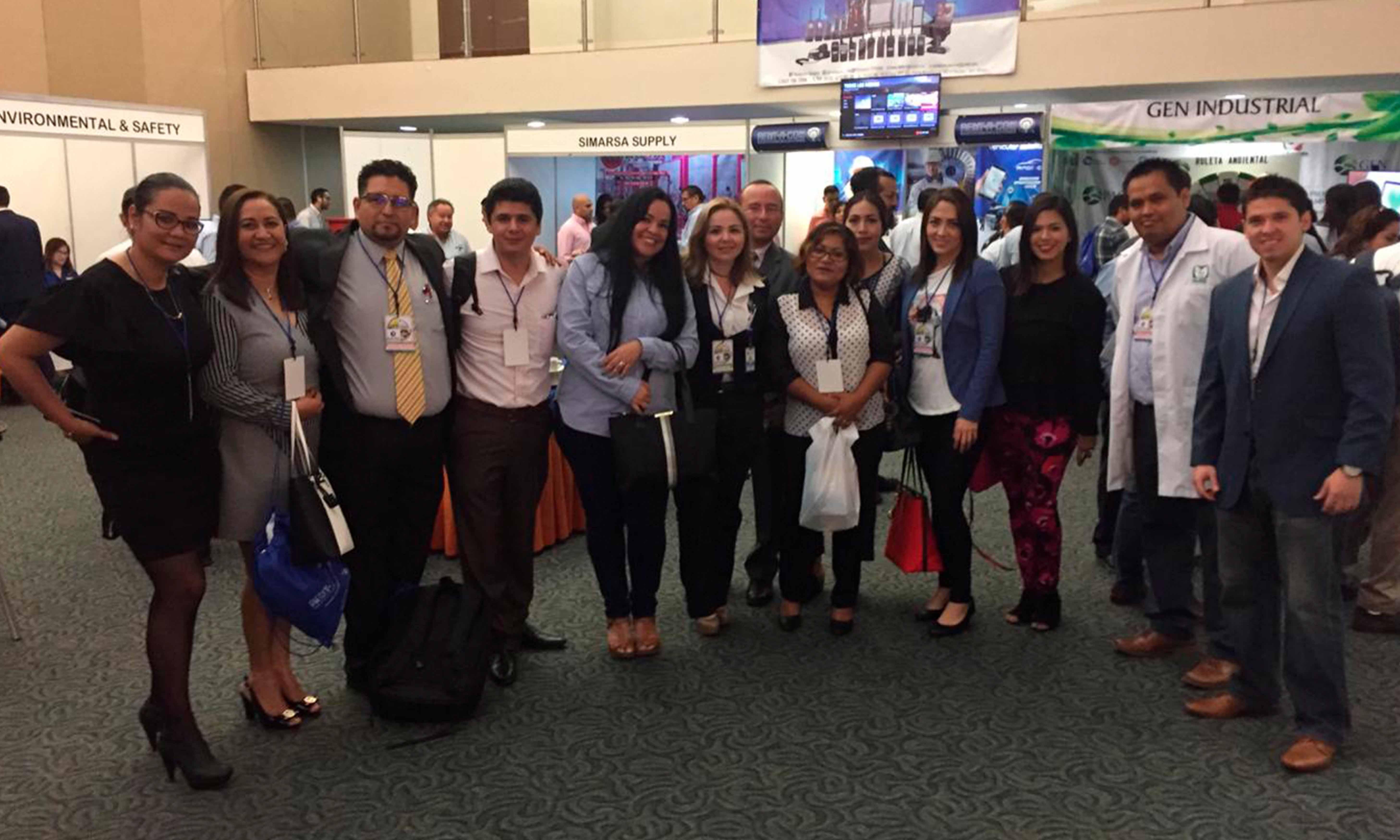 Promoviendo Nuestros Servicios En El Congreso Anual De La AISTAC